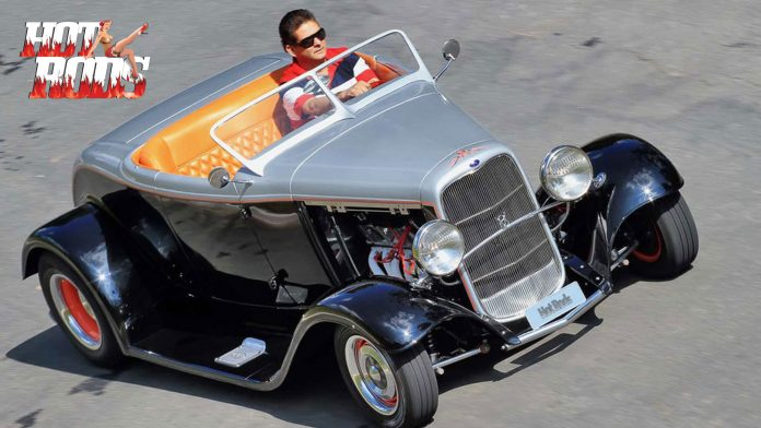 Ford Model B Roadster 1932