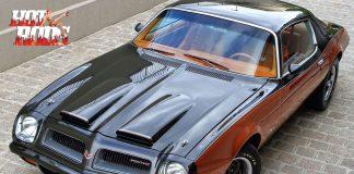 Pontiac Firebird Formula 400
