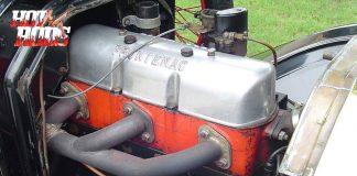 Motor quatro cilindros