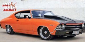 Chevelle Malibu 1969