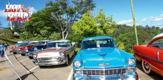 Encontro Paulista de Autos Antigos