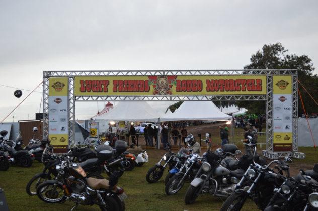Lucky Friends Rodeo 2017