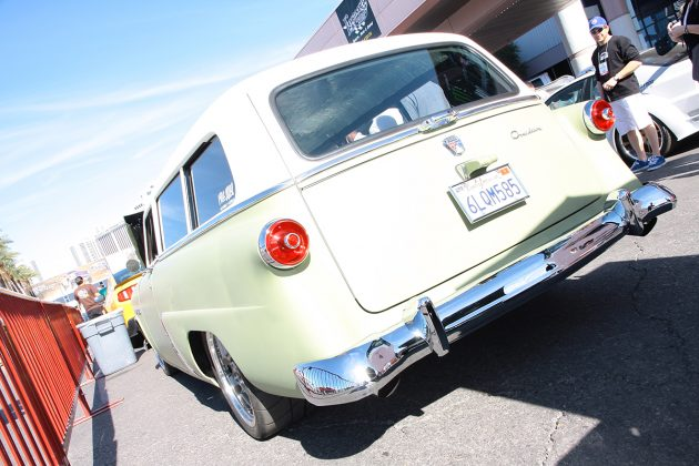 "1953 Ford ""Ranch"" Wagon"