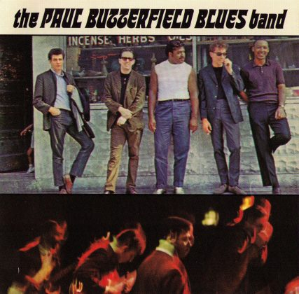 The Paul Butterfield Blues Band - The Paul Butterfield Blues Band - (1965)