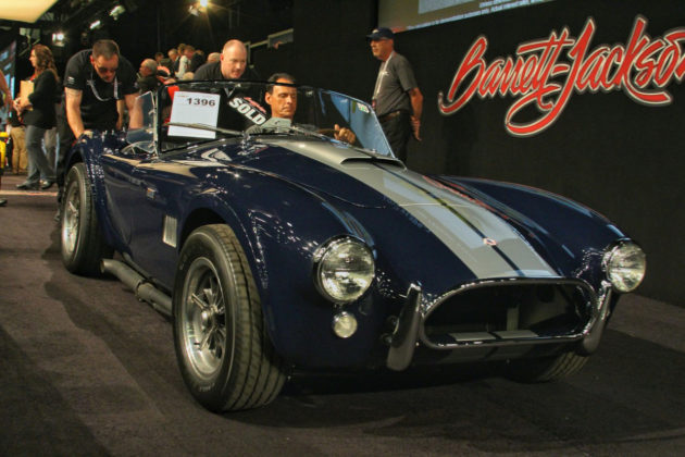 Barrett-Jackson Car Auction