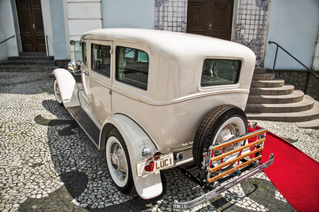 Ford Limousine